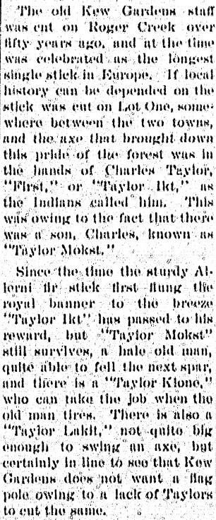 Alberni Advocate 02 27 1914 - Taylor Ikt Mokst Klone Lakit