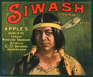 Siwash Squaw apples