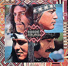Redbone - Potlatch_(album)_cover