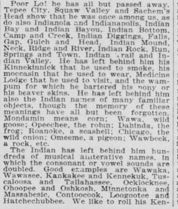 Indian names