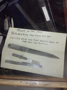 Trip Knives