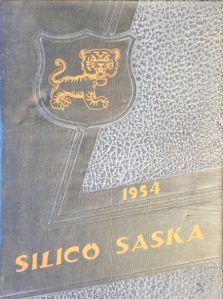 Silico Saska yearbook