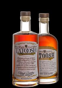 Tatoosh bourbon