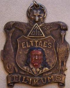 Tilikums of Elttaes badge