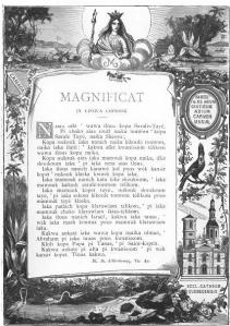Magnificat in lingua Chinook