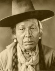 Indian man in Regina 1904