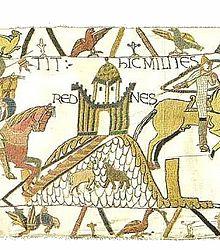 Renne Bayeux Tapestry Scene 18b