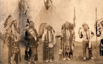 Yakama Nez Perce Astoria 1911
