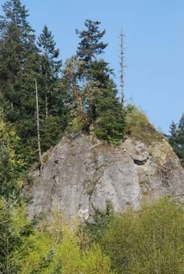 Tamanowas Rock