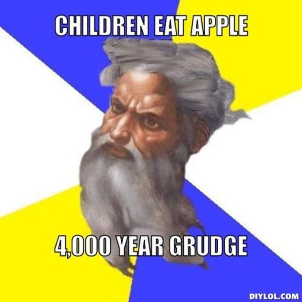 grudge eat