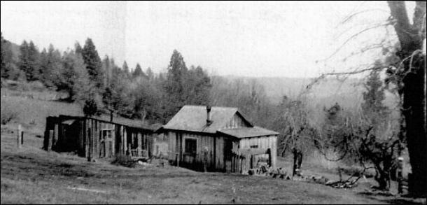 Campoodie California 1920s