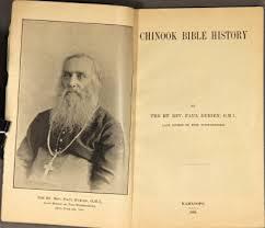 durieu's chinook bible history