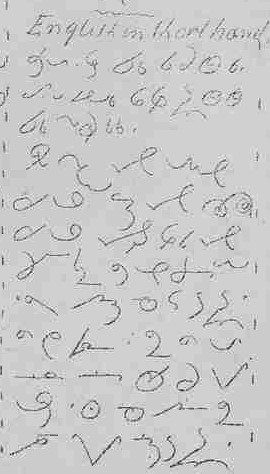 English in shorthand (2)
