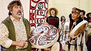Haida singers