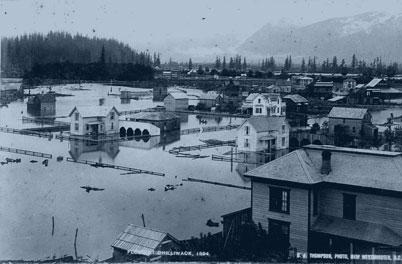 1894 Fraser River flood