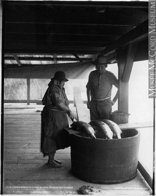 cannery woman