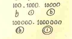 shorthand numerals (2)
