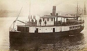 Steamboat Comox