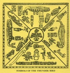 Symbols of the Thunder Bird
