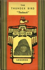 The Thunder Bird Tootooch cover