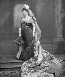 Susan (Margaret), Duchess of Somerset (d. 1936), née Mackinnon