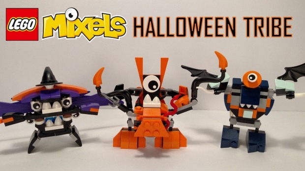 Halloween tribe