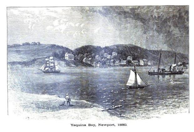 yaquina bay newport