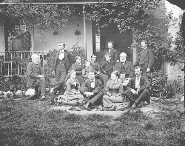 Tolmie family