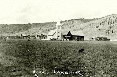 Alkali Lake IR