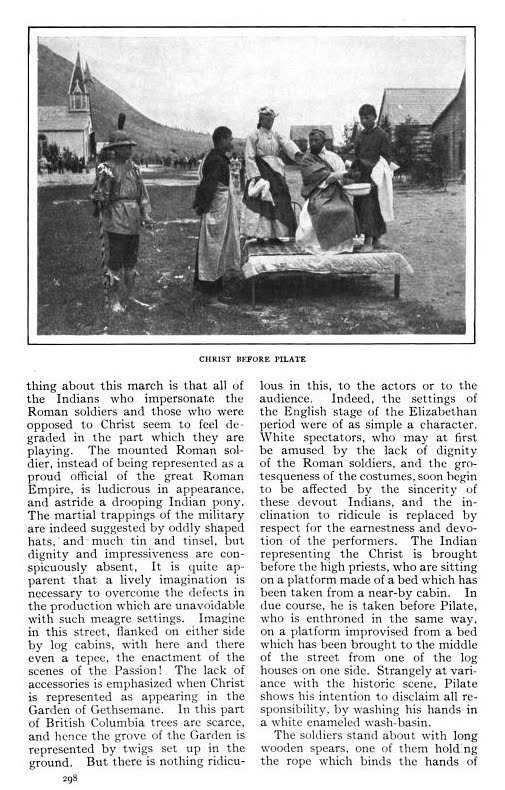 American Oberammergau page 298