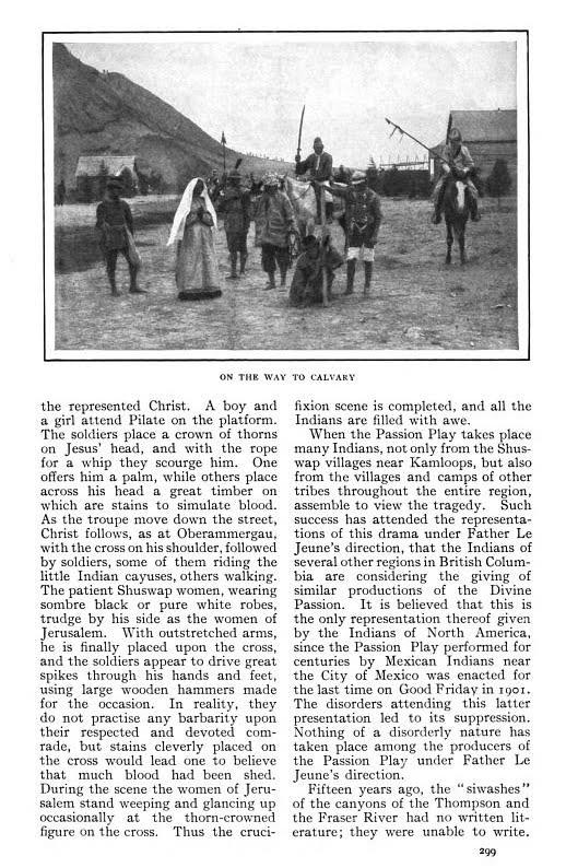 American Oberammergau page 299