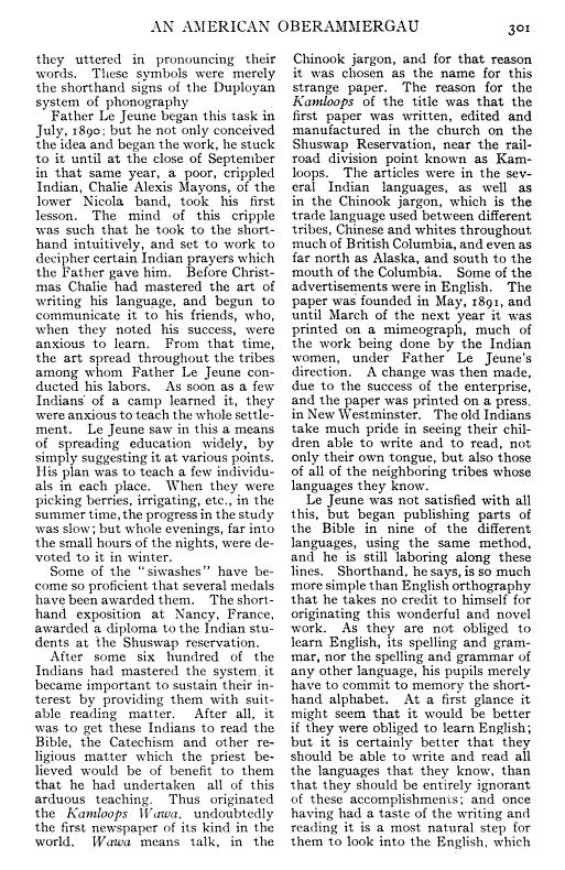 American Oberammergau page 301
