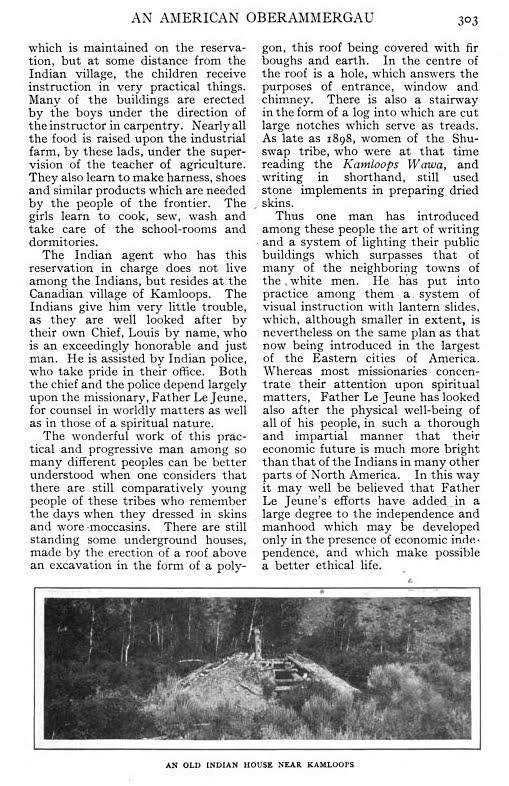 American Oberammergau page 303