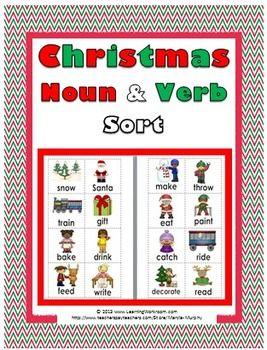 Christmas verb