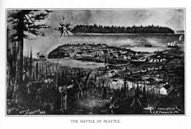 Seattle 1850s
