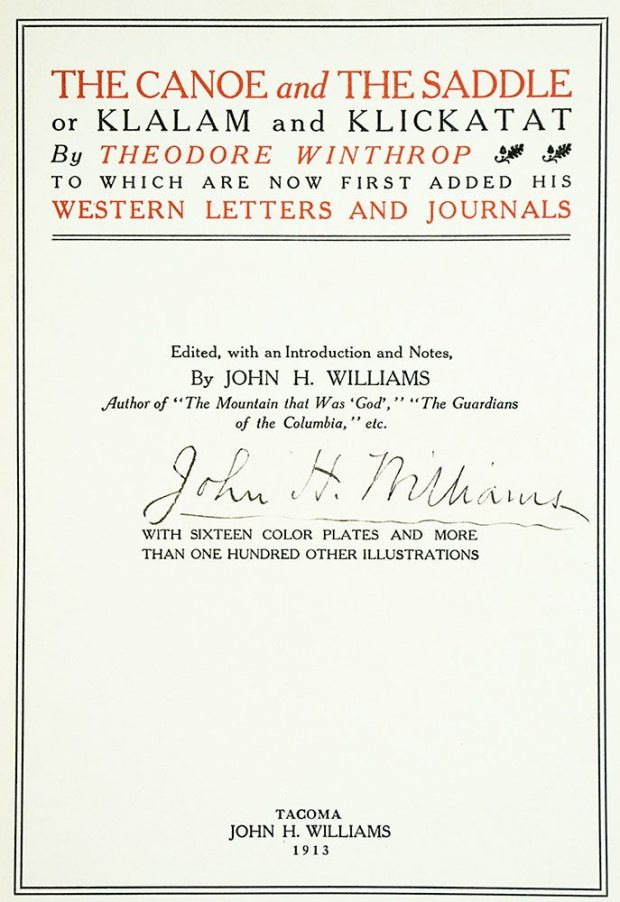 the-canoe-and-the-saddle-theodore-winthrop-first-edition-signed