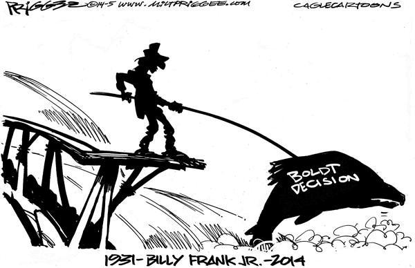 billy frank