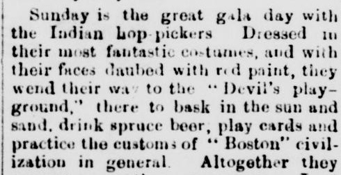 indian hop pickers boston civilization