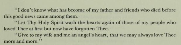 Seletsee's Prayer 2