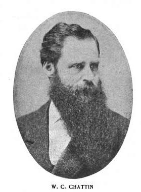 w.c. chattin portrait