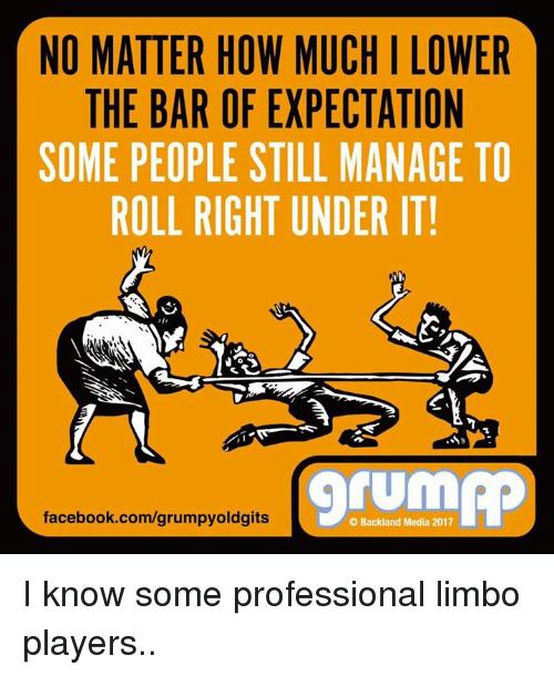 expectation bar