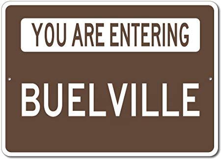 buelville sign