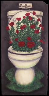 roses are poo