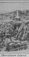 memaloose island photo snip