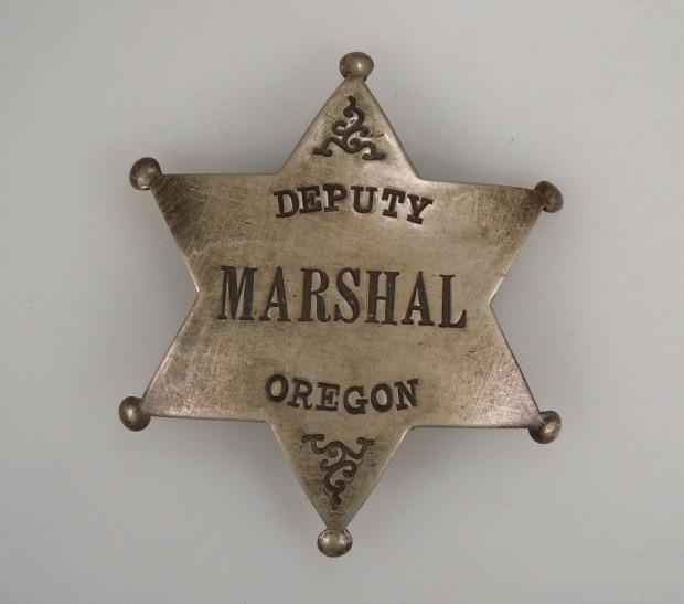 deputy marshal oregon
