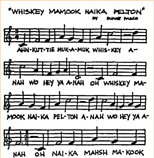 whiskey mamook naika pelton