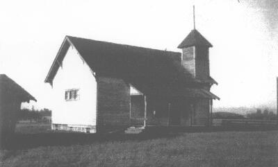 Cowlitz Prairie Schoolhouse