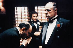 godfather kiss