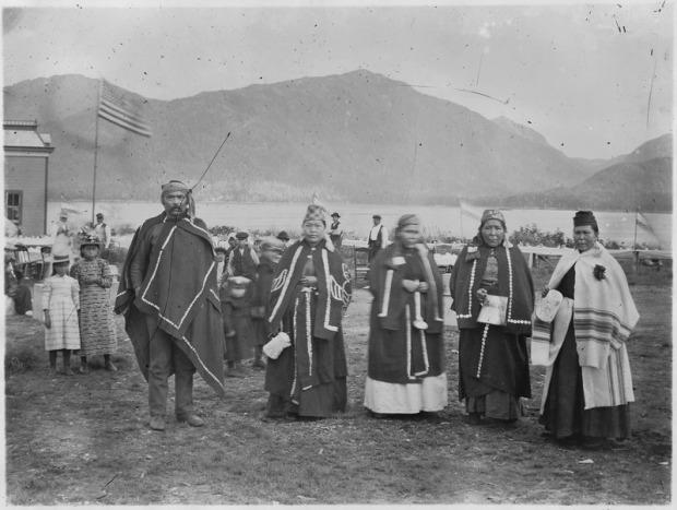 metlakatla tsimshian wedding