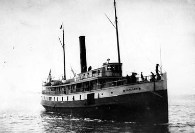 steamship clallam